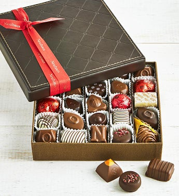 Neuhaus Belgian Chocolates in Luxury Leather Box
