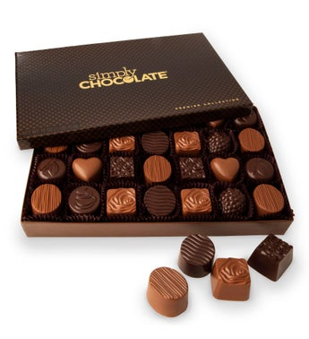 Simply Chocolate Premier Collection 28pc