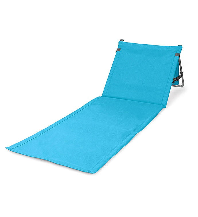 Beachcomber Outdoor Beach Mat  Tote