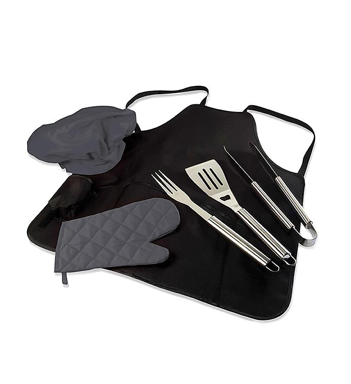 BBQ Apron Tote Pro with Tools