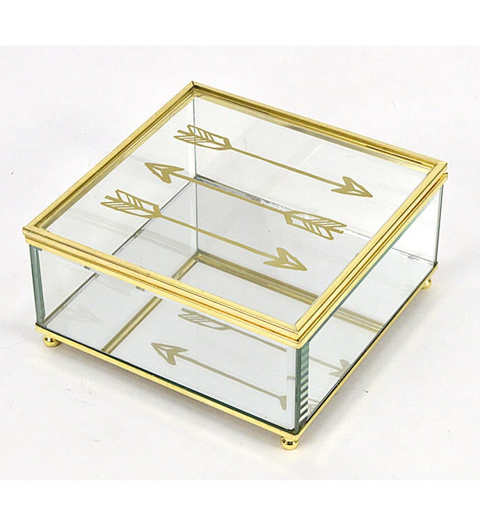 Straight Arrow Display Box