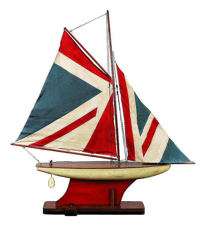 Union Jack Pond Yacht