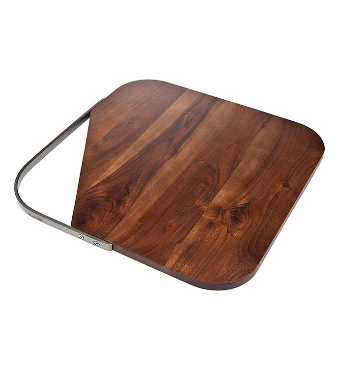 Element Acacia Square ServingCutting Board
