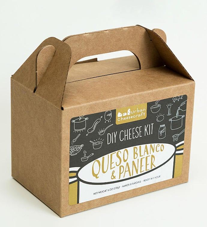 Paneer & Queso Blanco Cheese Kit