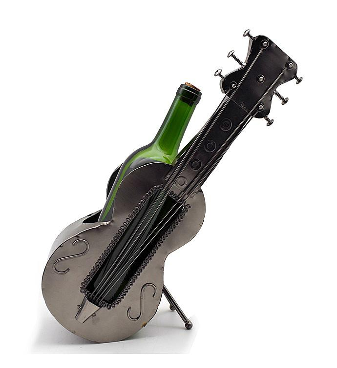 Guitar Bottle Holder