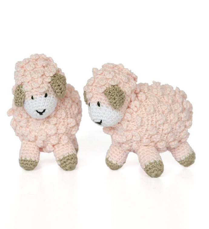 Little Crochet Sheep