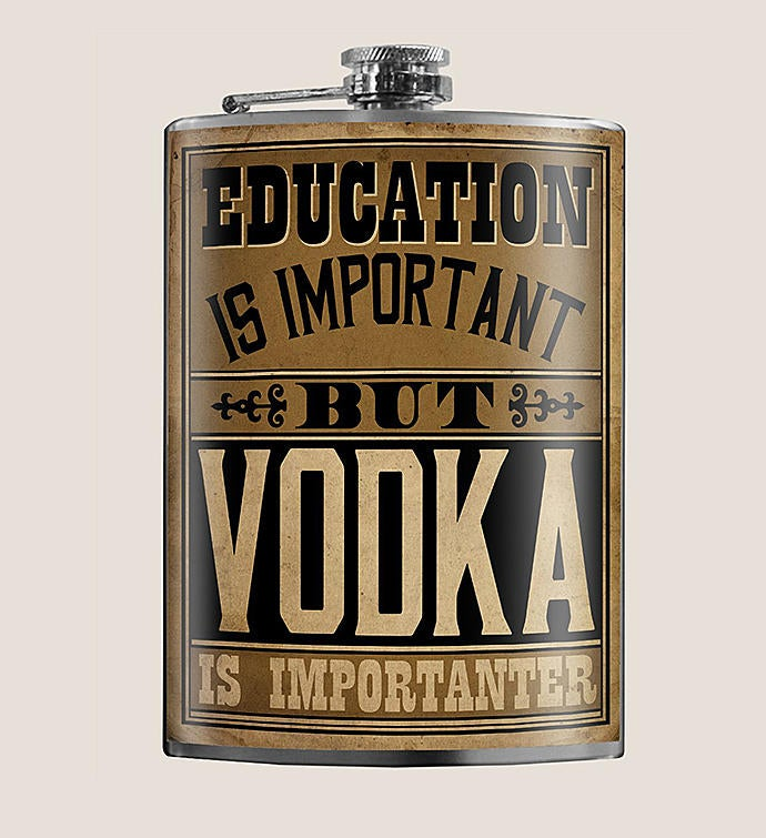 Vodka Flasks