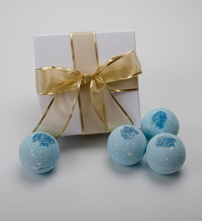 Sore Muscle Bath Bomb Gift Set