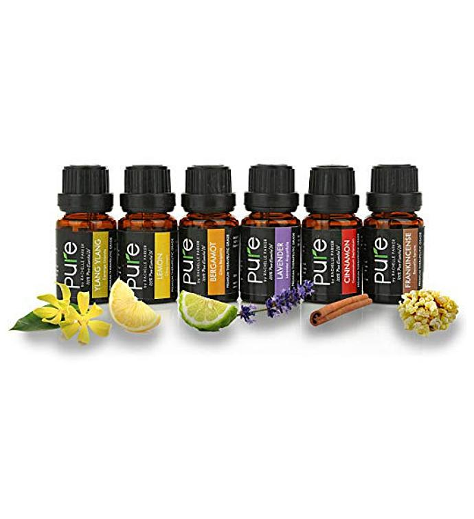 Relaxation  Stress Relief Oil Set