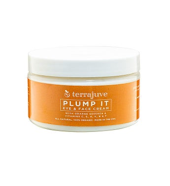 Eye & Face Moisturizer Cream Natural & Organic
