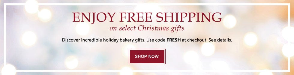ENJOY FREE SHIPPING on select Christmas gifts. Use code FRESH at checkout. See details. SHOP NOW >