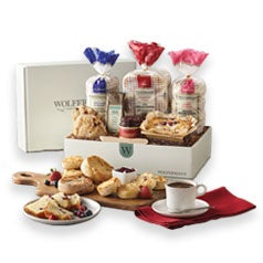 Gourmet Food Gifts & Gift Baskets | Gourmet Bakery Gifts | Wolferman\'s