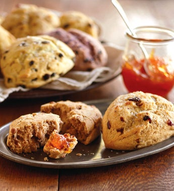 Mix  Match Tearoom Scones - 12 Packages