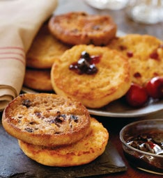 Create-Your-Own Traditional English Muffins - Six Packages