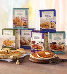 Wolferman's® Baking Mixes - Pick Six