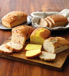 Create-Your-Own Tea Bread Variety - Four Packages