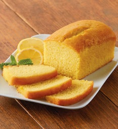 Tangy Lemon Tea Bread