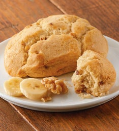 Banana Walnut Scone, 2-Packs