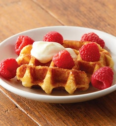 Raspberry Greek Yogurt Waffle, 2-Packs