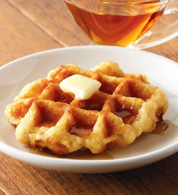 Maple Belgian Waffle