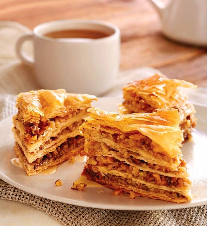 Signature Baklava Desserts Amp Pastries Wolferman S
