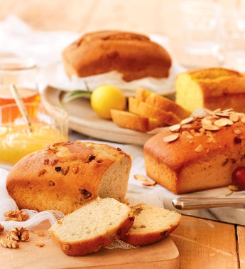 Tea Bread Variety Assortment