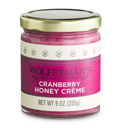 Cranberry Honey Crème (9 oz.)