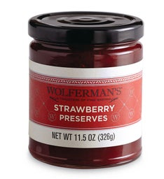 Strawberry Preserves (11.5 oz.)