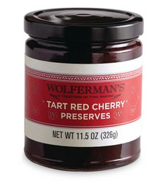 Tart Red Cherry Preserves (11.5 oz.)