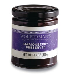 Seedless Marionberry Preserves (11.5 oz.)