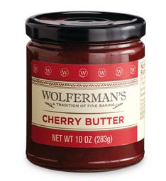 Cherry Fruit Butter (9.5 oz.)