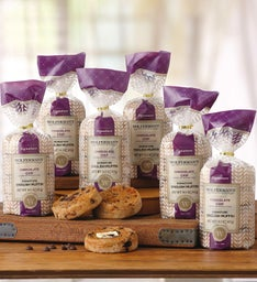 Chocolate Chip Signature English Muffins - Six Packages