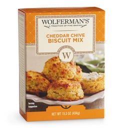 Cheddar Chive Biscuit Mix
