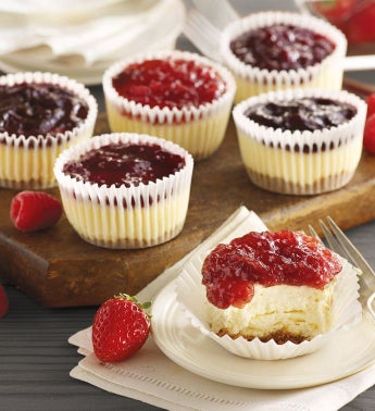 Cheesecake Cupcakes snipeImage