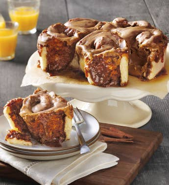 Maple-Glazed Monkey Bread
