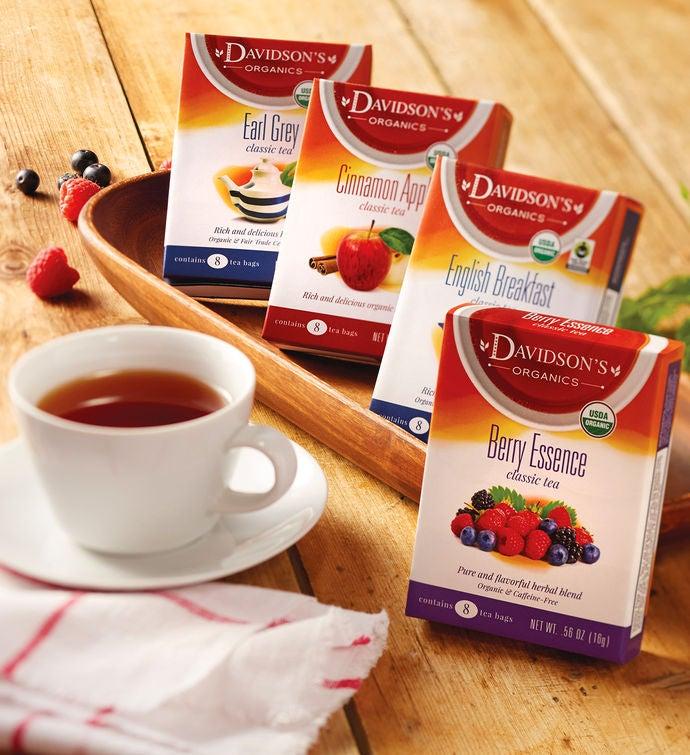 Tea Sampler – 4 Packages