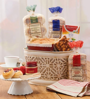 Bakery Treasures Gift Tin