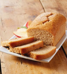 Apple Strudel Tea Bread