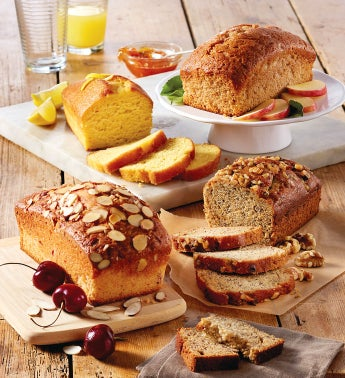 Country Tea Bread Sampler