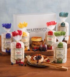 Create-Your-Own Signature English Muffins Gift Box - 6 Packages