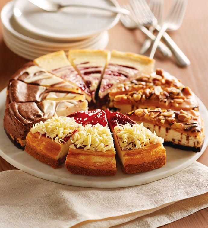 Wolfermans gourmet baked goods english muffins breakfast gifts cheesecake party wheel negle