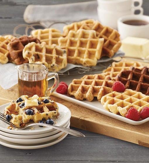 Gourmet Waffle Assortment