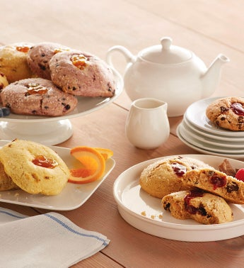 Filled Scone Sampler