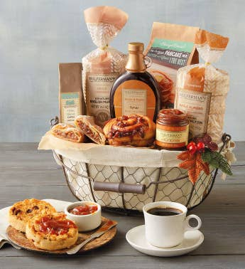 Harvest Breakfast Basket