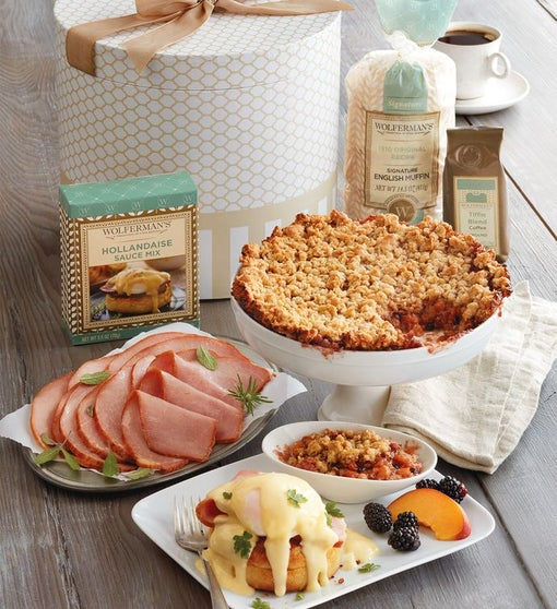 Eggs Benedict Brunch Gift Box
