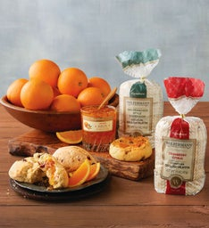 Citrus Fruit and Bakery Gift