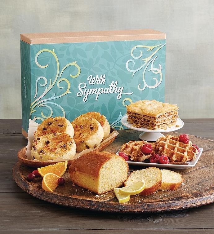 Sympathy Bakery Gift - Pick 4