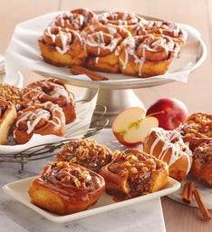 Create-Your-Own Scrumptious Sweet Rolls - Three Trays