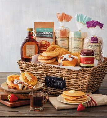 Morning Bakery Basket