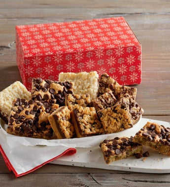 Holiday Dessert Bars